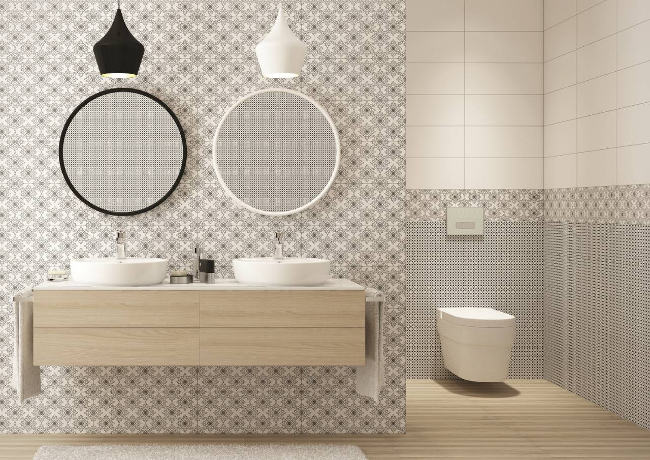 Jak wybrać płatki łazienkowe pasujące do naszego domu?